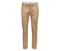 Slim-Fit Chino sand