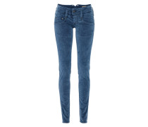 Slim-fit-Jeans 'Pitch Slim' blue denim