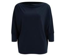 Bluse 3/4-Ärmel blau