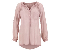 Longbluse pink