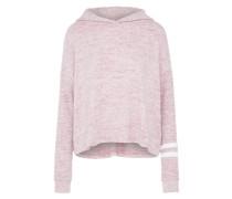 Kapuzenshirt rosa