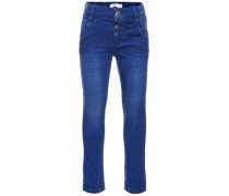 Jeans nittaxa Sweat-Denim Slim-Fit- blue denim