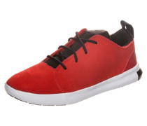 "Sneaker ""Chuck Taylor All Star Easy Rider OX"" rot / schwarz / weiß"