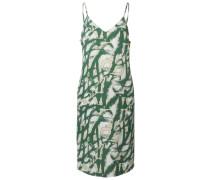 Träger-Kleid grün
