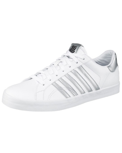 'so' Sneaker silber / weiß