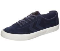 'Stockholm Suede' Low Sneaker Herren blau