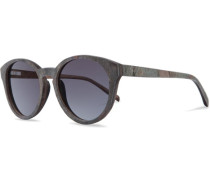 Sonnenbrillen Leopold Rose Slate greige