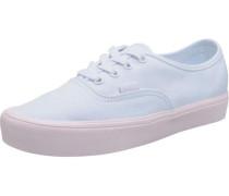 'Authentic Lite' Sneakers hellblau / rosa