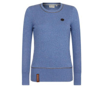 Female Knit 'Hammer Glocken Iii' blau