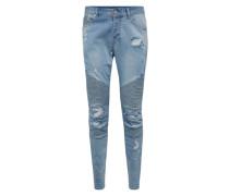 Jeans 'alldd Biker Ian Denim Pants'