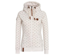 Female Zipped Jacket Brazzo Ankerdizzel II braun