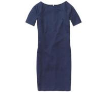Hilfiger Denim Kleid »Thdw Knit STP Dress 3/4 SLV 18« blau