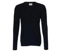 Pullover 'jcobroken' blau