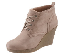 Ankleboots taupe