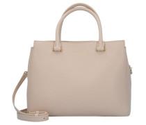 Camelia Handtasche Leder 31 cm beige
