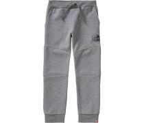 Jogginghose Ninjago Pilou für Jungen grau / schwarz