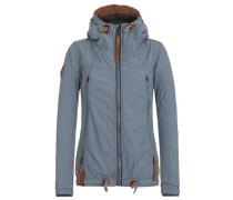 Female Jacket 'Jugo Booooossss II' blau