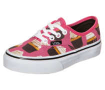 Authentic Late Night Sneaker Kinder pink