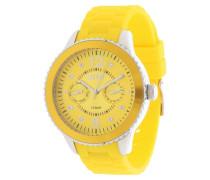 Armbanduhr Es105332011 gelb