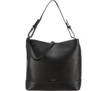 'Wasima' Handtasche schwarz