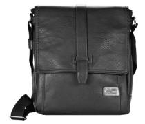 Borneo Umhängetasche 29 cm Laptopfach schwarz