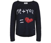 Strickpullover ME + YOU navy