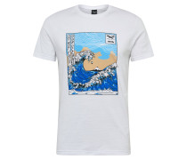 T-Shirt 'Trash Wave'