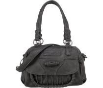 Handtasche 'Bea Kuba' schwarz