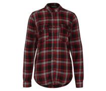Karo-Hemd rot / schwarz