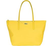 L.12.12 Concept Shopper Tasche 35 cm gelb / lila