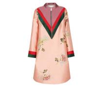 Sportliches Kleid lila / rosé