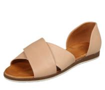 Sandale 'Chiusi' nude