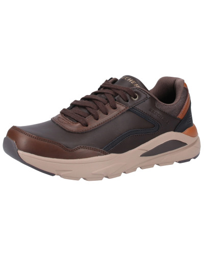 Sneaker braun / cognac / dunkelbraun