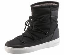 Boots schwarz / weiß