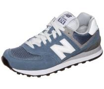 'wl574-Cc-B' Sneaker Damen himmelblau / weiß