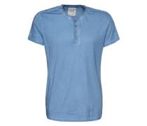 T-Shirt 'Tope' blau