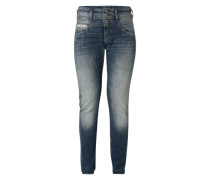Lässige Jeans 'Raya Boy' blue denim