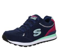 Sneaker Low 'Retros 82 flynn' navy / mint / beere