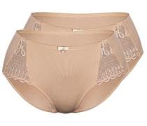 Pant 'lovely Secret' 2er Pack nude
