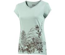 Meadow T-Shirt Damen mint