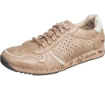Sneakers hellbeige