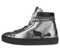 Sneaker 'bono' silber