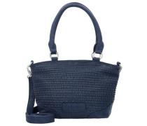 Cilia Handtasche 22 cm blau