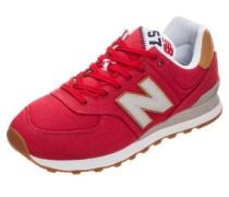 'ml574-Yla-D' Sneaker rot