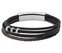 Armband »Jf02212040« braun / schwarz