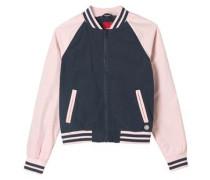 Jacke blau / rosa