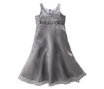 Festliches Kleid grau