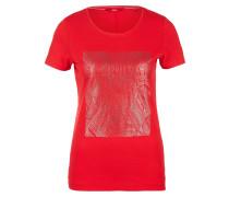 Shirt rot / silber