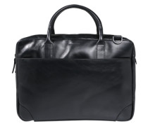 Laptoptasche 'Explorer Laptop Bag Double' schwarz