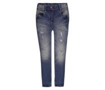 Jeans klassische 5-Pockets blau